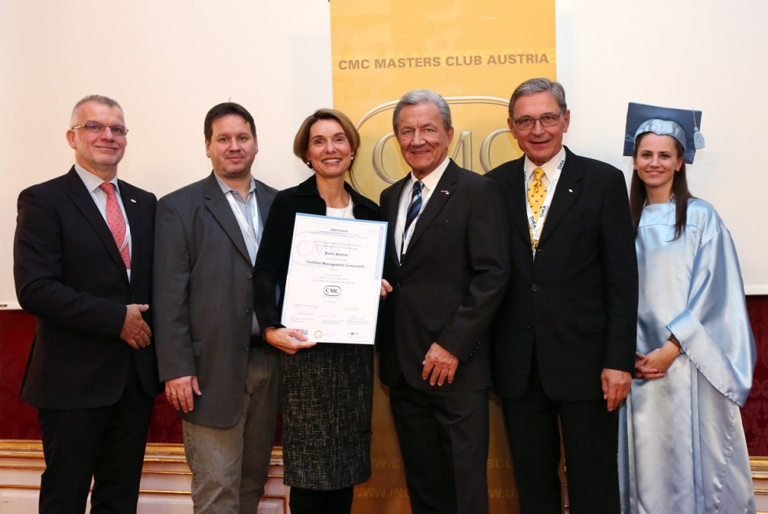 i-volution - a key success factor for Austria's and Europe's